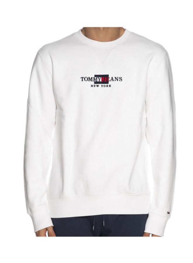 Tommy Jeans Sweater DM0DM10912 - YBR White