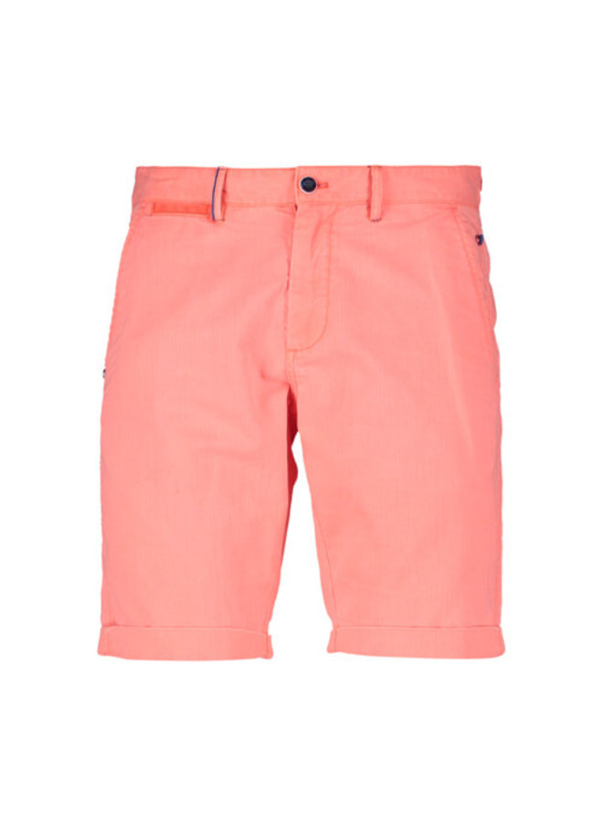 new zealand auckland Shorts 21DN600 Shorts Chino - 1301 Neon Orange