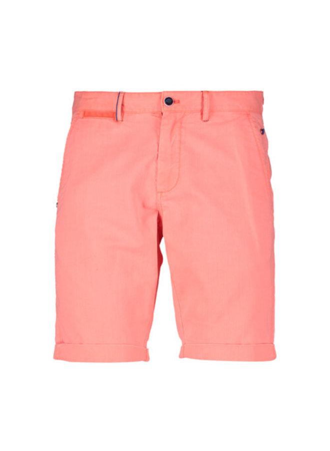 Shorts 21DN600 Shorts Chino - 1301 Neon Orange