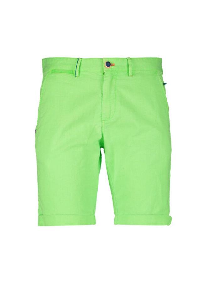 new zealand auckland 21DN600 Shorts Chino - 1700 Neon Green