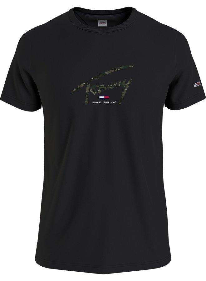 T-shirt DM0DM10945 - BDS Black