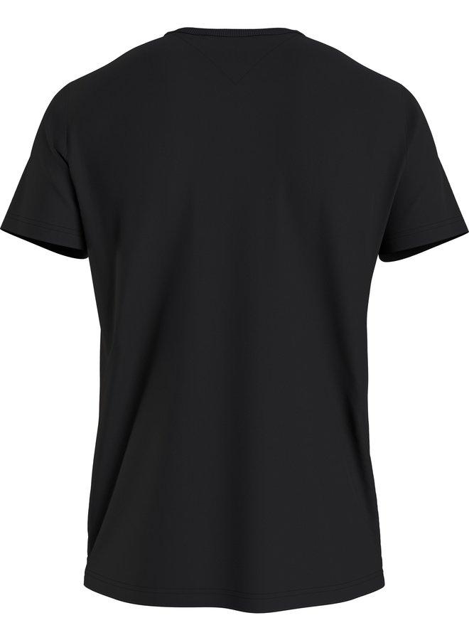 Tommy Jeans T-shirt DM0DM10945 - BDS Black