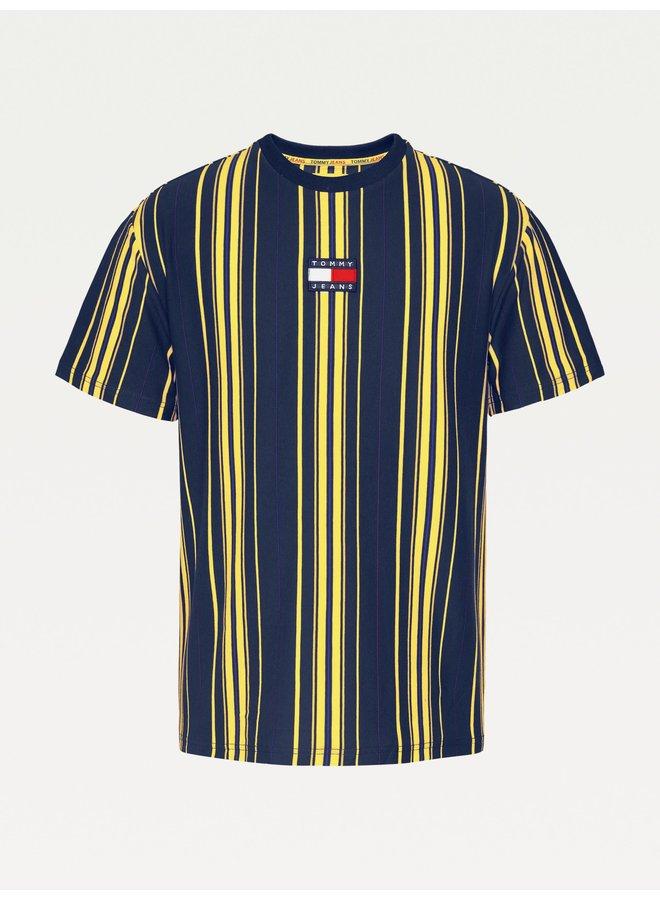 Tommy Jeans T-shirt DM0DM11006 Tee - C87 Twilight Navy/Multi
