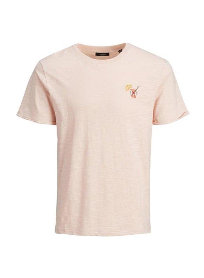 Jack & Jones T-shirt 12187874 - Roze
