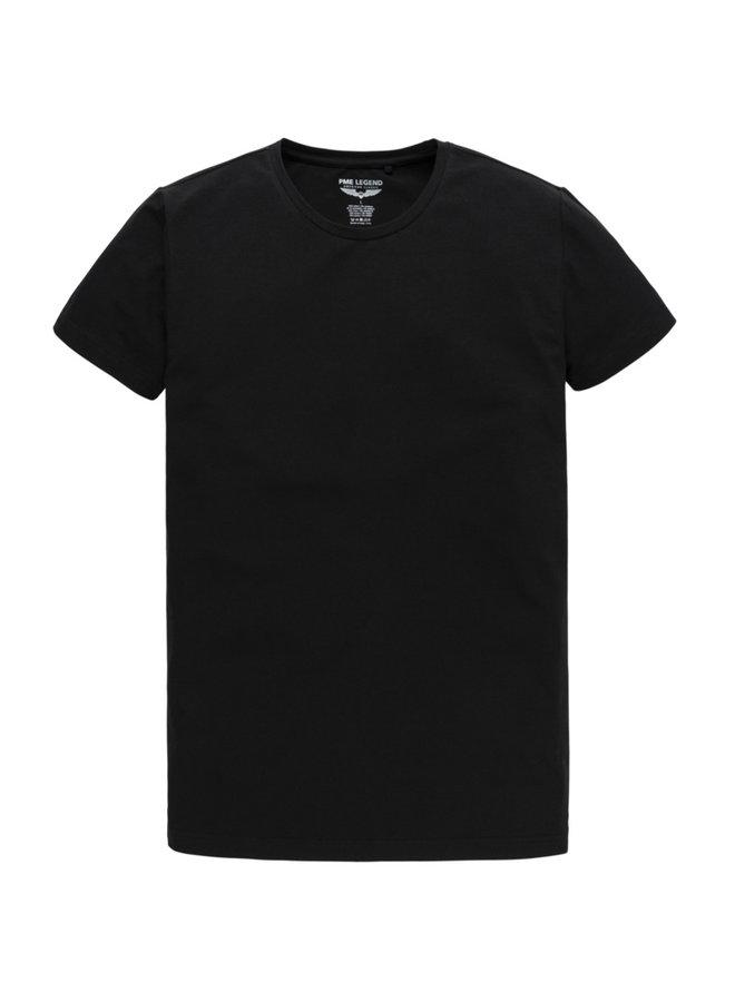PME Legend Basic T-shirt PUW00111 - Zwart 999