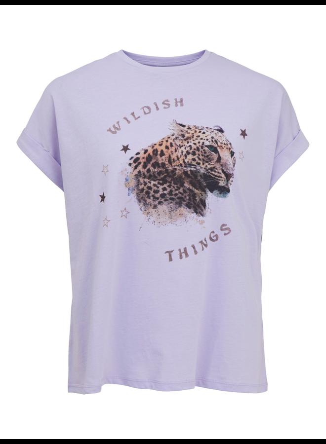 T-shirt VITILLI 14073936 - Rose Smoke