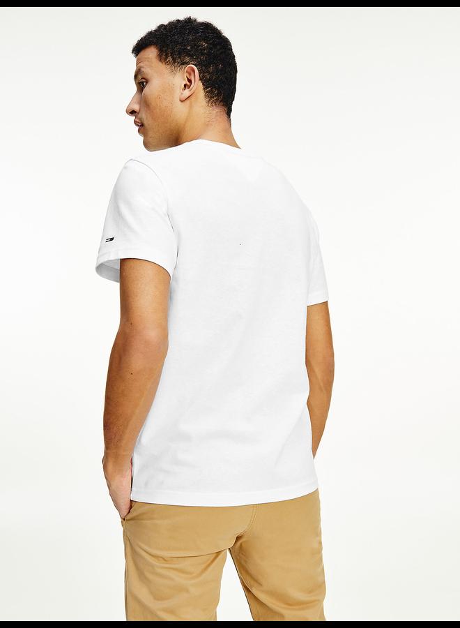 Tommy Jeans T-shirt DM0DM09588 - YBR White