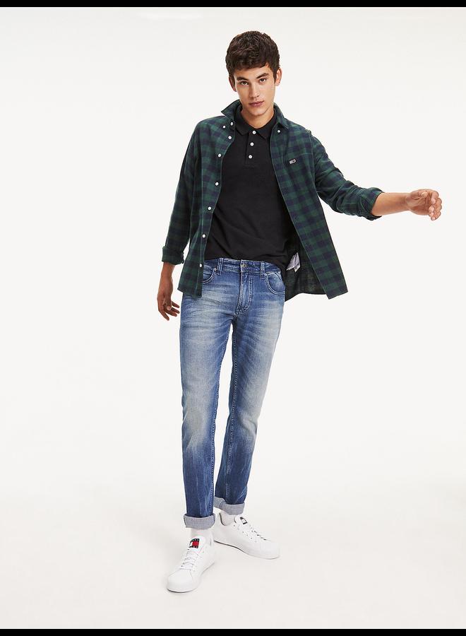 Tommy Jeans Polo DM0DM04266 - 078 Black