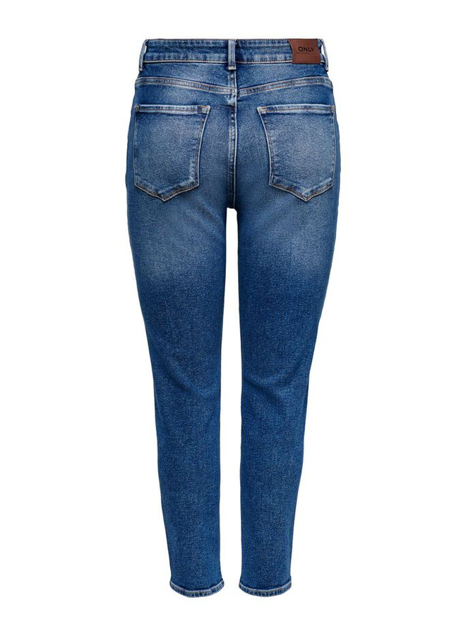 Only Straight Fit Jeans ONLEMILY 15235791 - Medium Blue