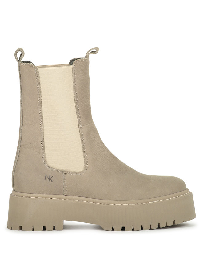 NUKUS Marleine Boots - Taupe