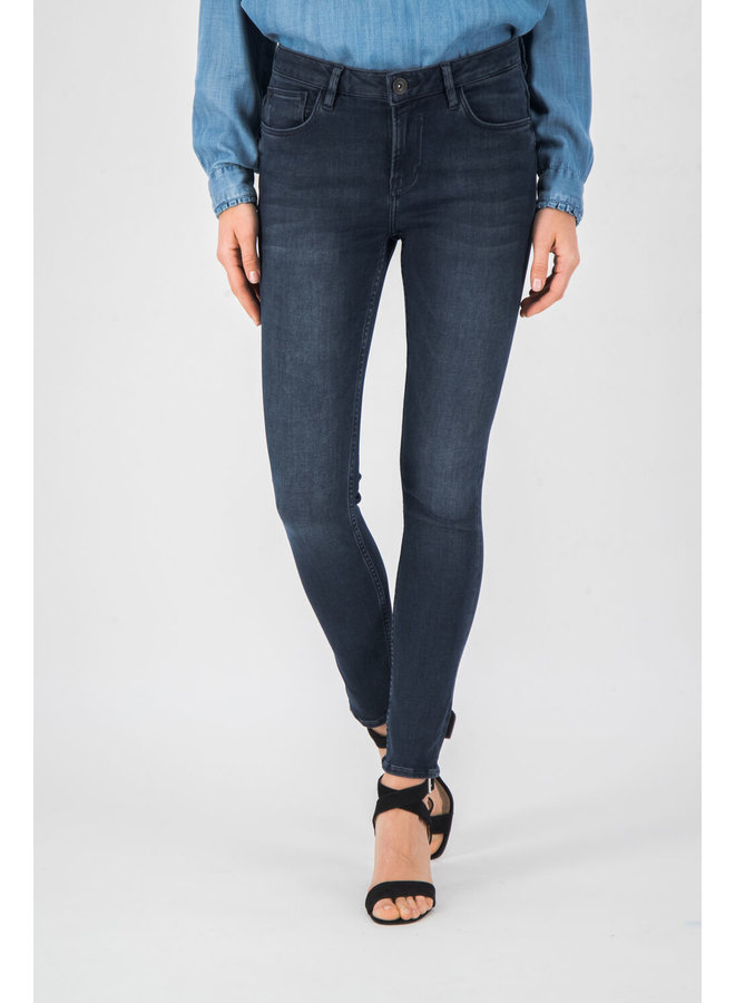 Garcia Superslim Jeans 244 Celia 6630 - Dark Used