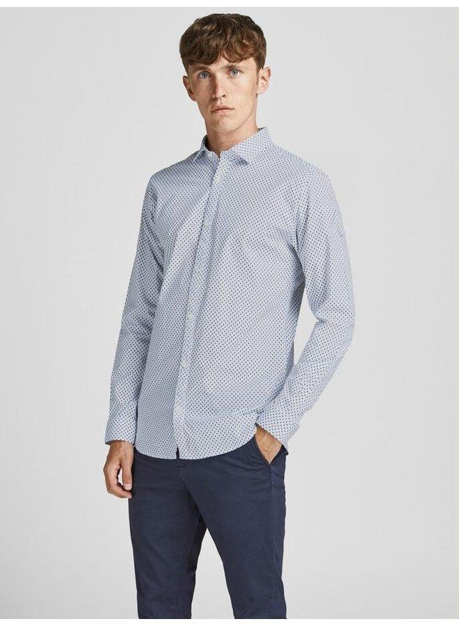 Overhemd 12192608 - Wit