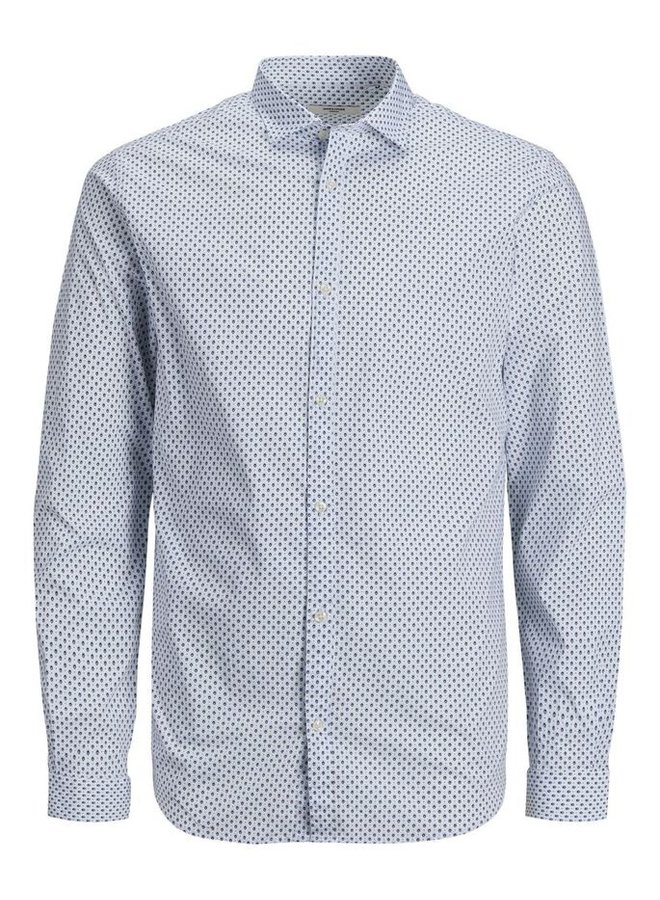 Jack & Jones Overhemd 12192608 - Wit