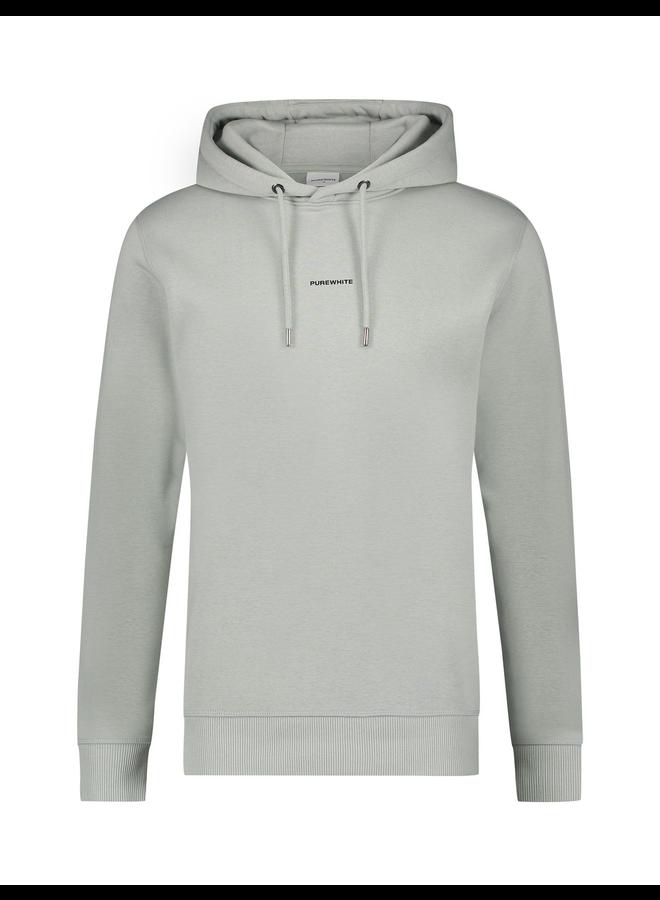 Pure White 21030323 Pure Logo Hoodie - 14 Mint