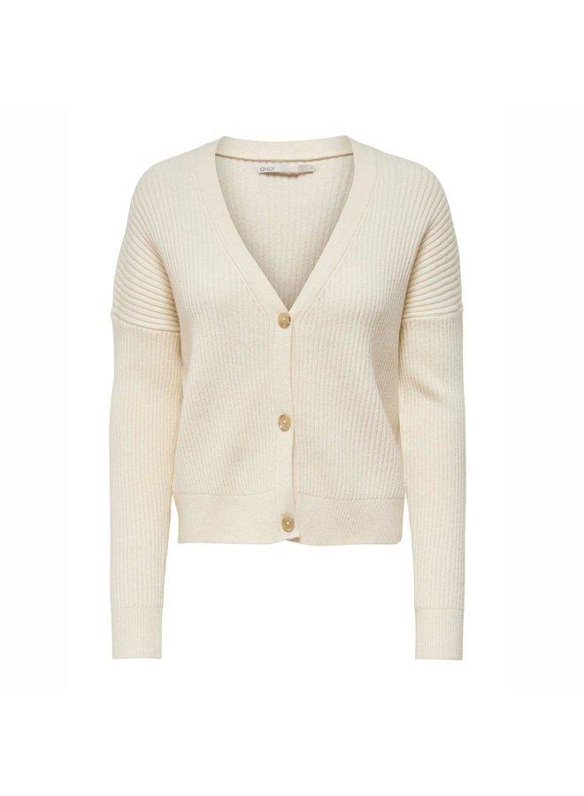 Only Vest ONLKATIA 15231266 - Whitecap Gray