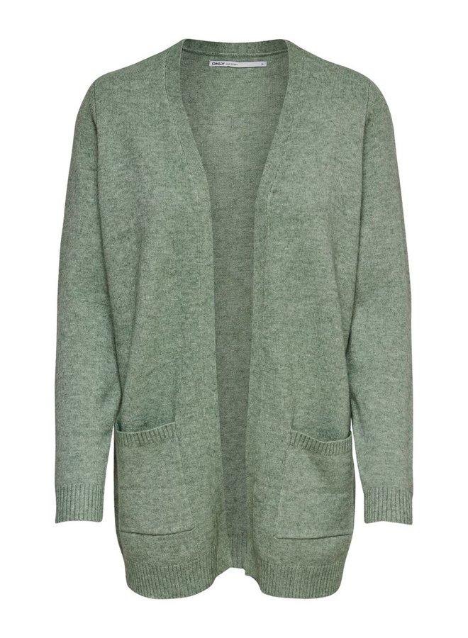 Only Vest ONLLESLY 15174274 - Basil