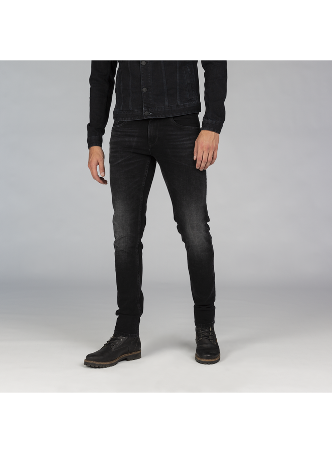 Slim Fit Faded Jeans PTR150-FAB