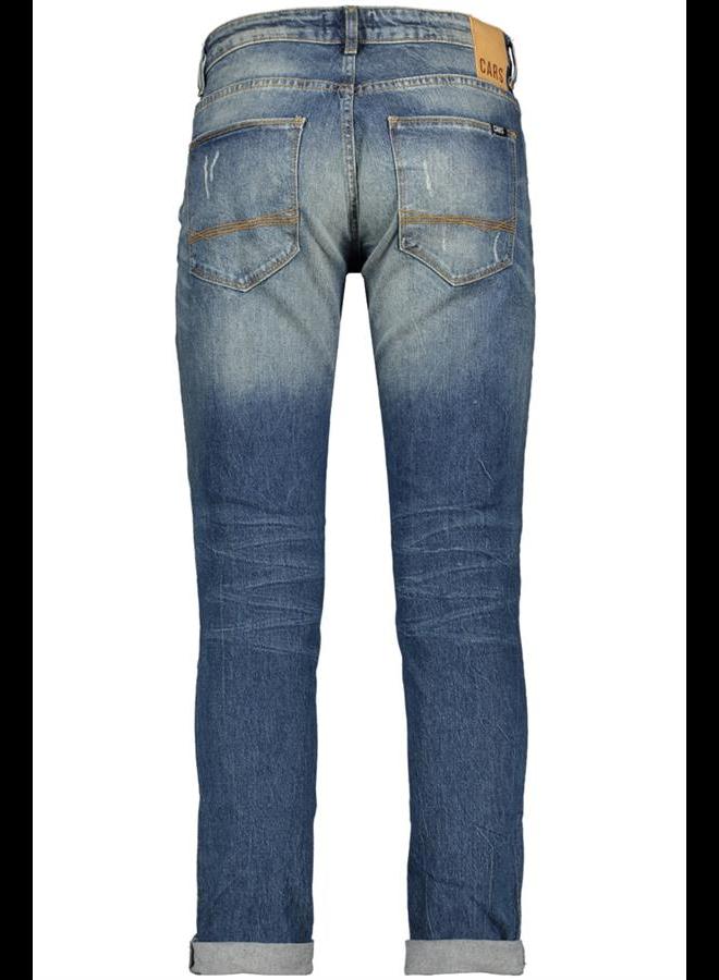 Cars Slim Fit Jeans 7582851 Blizzard