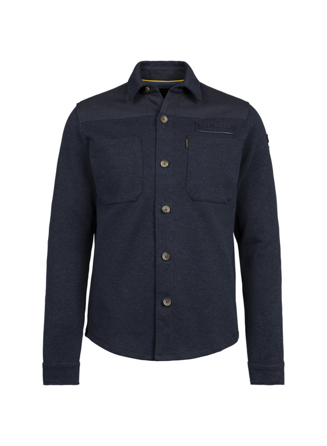 Overhemd PSI216222 - 5288 Blauw