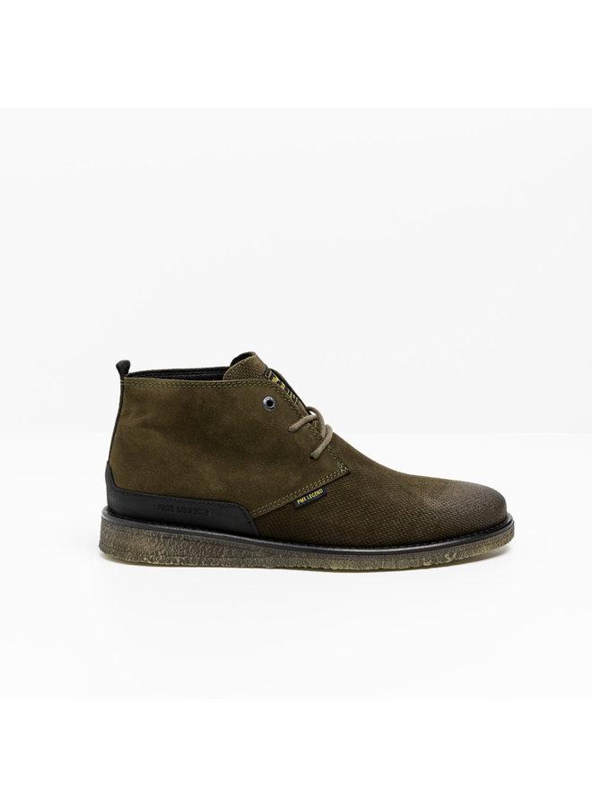 Sneakers PBO216022 - Groen