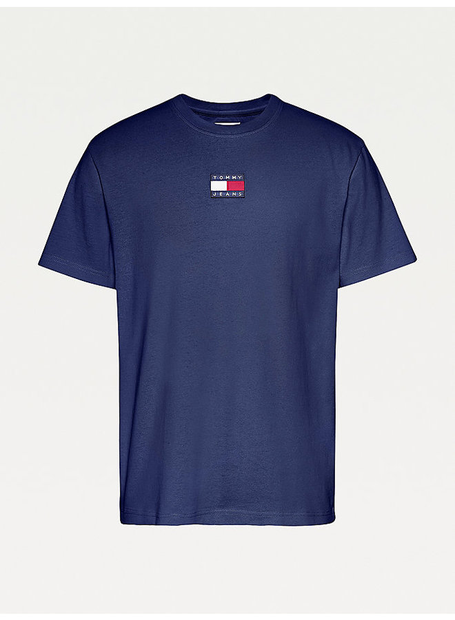 Tommy Hilfiger T-shirt DM0DM10925 - VQ6 Court Blue
