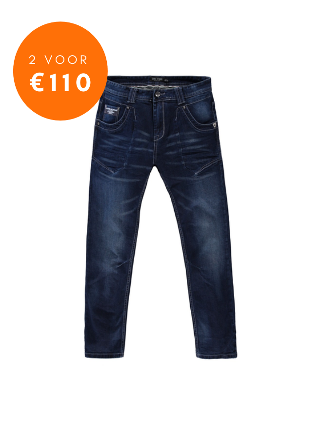 Cars Regular Fit Jeans 7563803 Bedford - Dark Used
