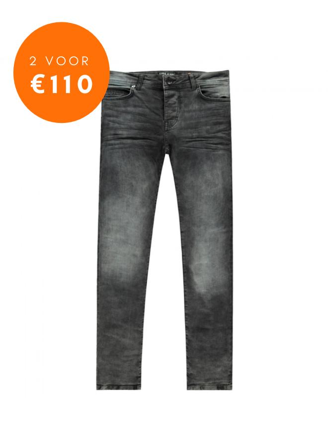 Skinny Jeans 7552841 Dust  - Black Used