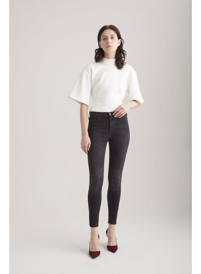 Skinny Fit Jeans Sophia - Black Vintage