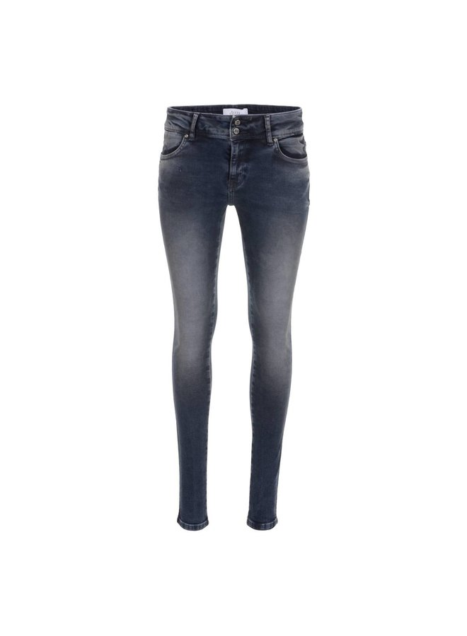 DNM Pure Skinny Fit Jeans H21.DN1002 Russel - Dirty Night