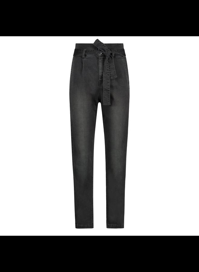 NUKUS Broek Marlies Pants - Dark Grey