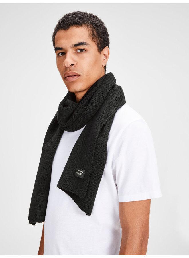 Sjaal 12098582 - Black