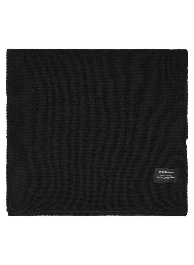 Jack & Jones Sjaal 12098582 - Black