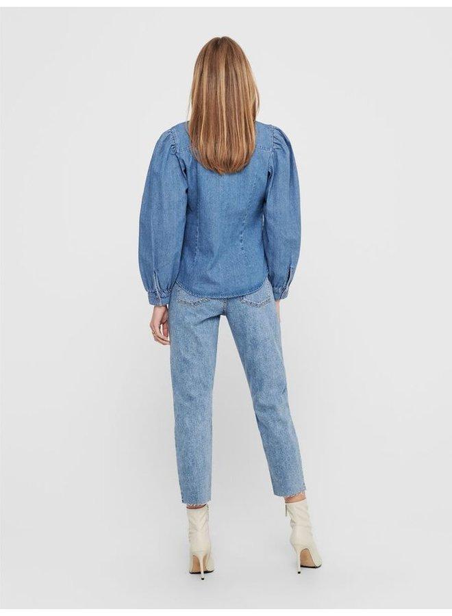 Only Blouse 15208300 - Medium Blue