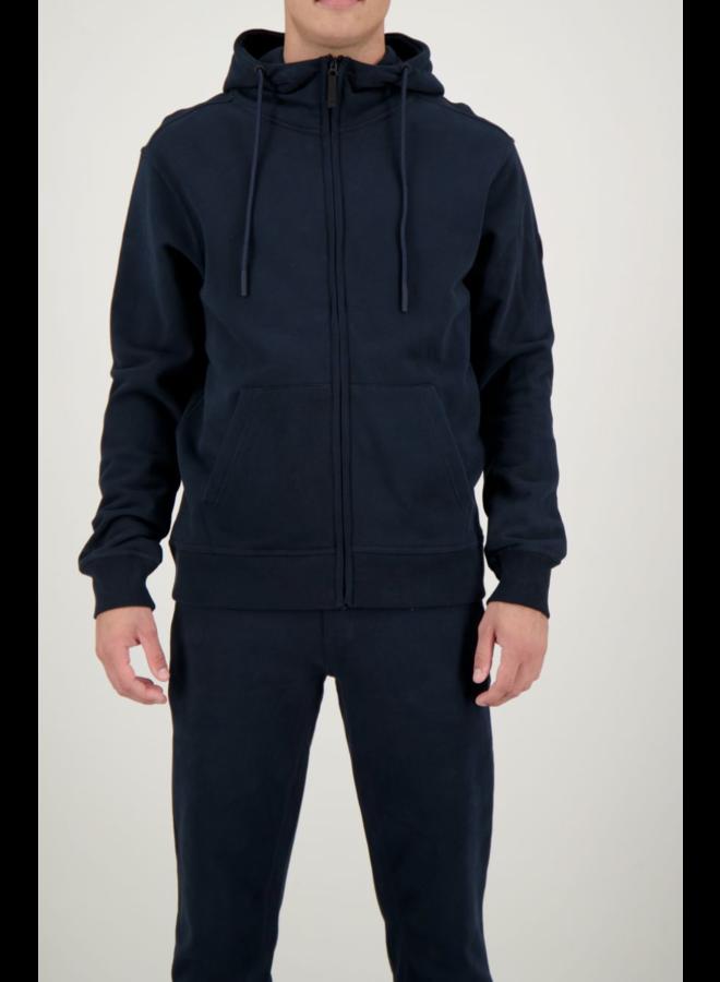 Vest GEM0755 Hooded Zip - 552 Dark Navy Blue