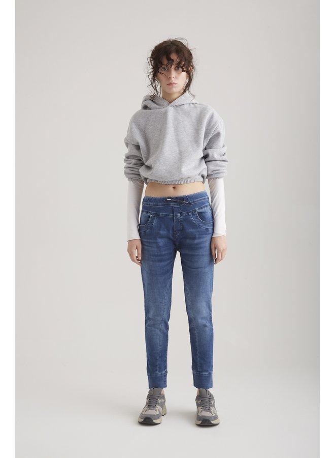 Jog Jeans Mila - Blue Denim