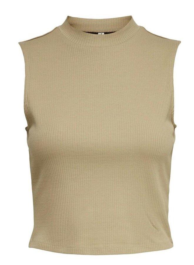 Only T-shirt 15261800 - Humus