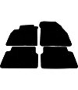 eigen merk Mattenset 9-3sport zwart
