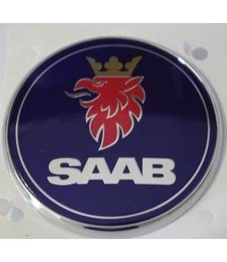 embleem Saab achterklep 9-3, aftermarket