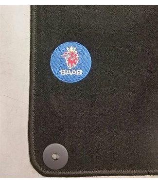 eigen merk Mattenset 9-3sport 4/5drs zwart 03-08