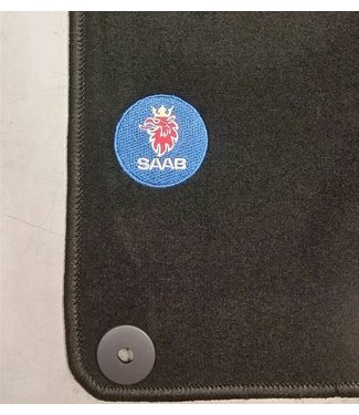 eigen merk mattenset 9-5 zwart 97-09