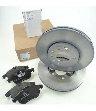 Origineel brake disc kit 9-3sport 285mm OE