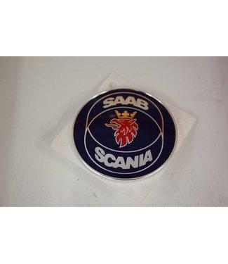 Origineel embleem Saab Scania 9000CS