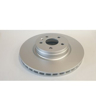 Triscan brake disc front  model s / x 355mm