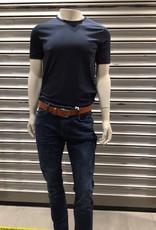 Kitaro Basic T-shirt O-hals 68144 +
