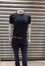 Kitaro Basic T-shirt O-hals