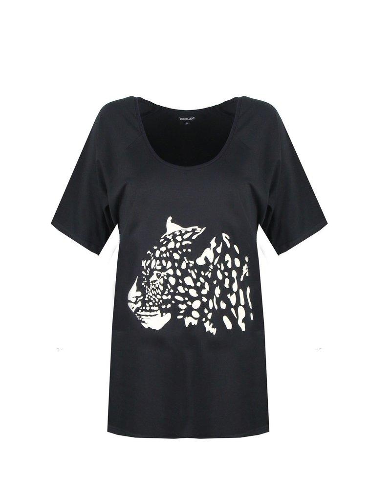 Exxcellent Exxcellent T-shirt Lichelle 21VDM38f