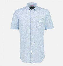 Lerros Lerros Overhemd Korte Mouw