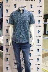 Lerros Lerros Overhemd Korte Mouw 2132463
