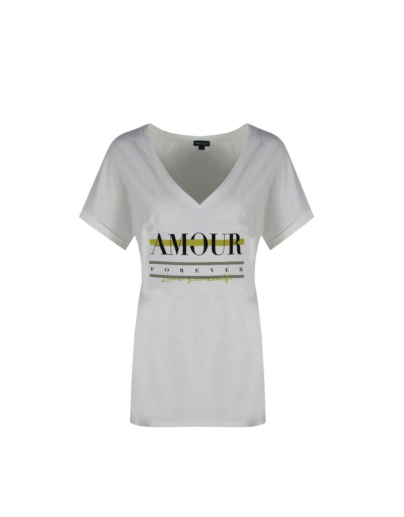 Exxcellent Exxcellent T-shirt Marja 21ZDM51f
