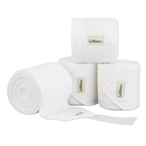 LeMieux Luxury Polo Bandages (set of 4)